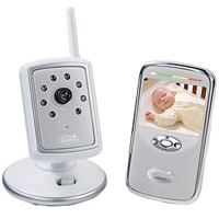 Slim and Secure Handheld Color Video Monitor