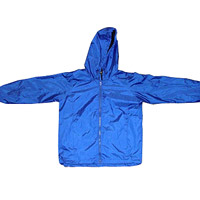 Prairie Mountain Youth Hooded Wind and Rain Jackets