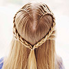 Two Sweet Hairstyles for Girls