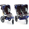 B.O.B. Single and Double Jogging Strollers photo