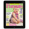Parents Magazine on iPad