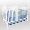 Delta Drop-Side Crib photo
