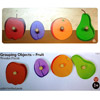 Kid O Products Wooden Fruit Puzzles photo