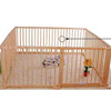 Aosom Wooden Playpens photo