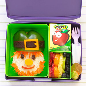 Leprechaun Lunch Box
