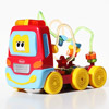 Infantino Toy Activity Trucks photo