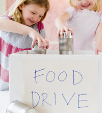 food drive