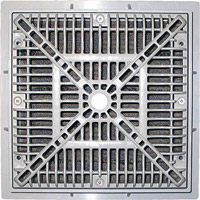 Custom Molded Products Pool and Spa Drain Covers