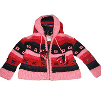 El Gringo Imports Girl?s Hooded Sweater