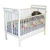 Dream on Me Full-Size and Portable Drop-Side Cribs photo