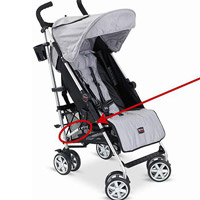 Britax B-Nimble Strollers