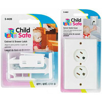Prime-Line Child Safety Latches and Outlet Covers