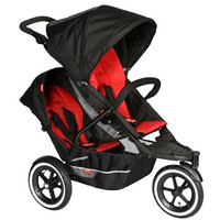 phil&teds Explorer and Hammerhead Strollers