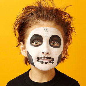 Girls Skeleton Princess Costume - Cute Skeleton Halloween Costumes