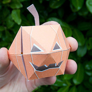 printable pumpkin craft