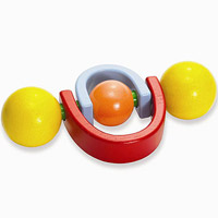 Manhattan Group Wooden Rattle