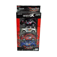 LM Import and Export Toy Cars