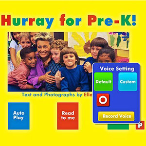 Hooray for PreK!