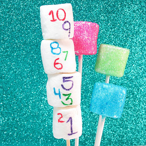 Marshmallow Countdown
