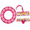 Build-A-Bear Teddy Bear Swimwear Set photo