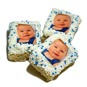 Photo Rice Krispies Treats