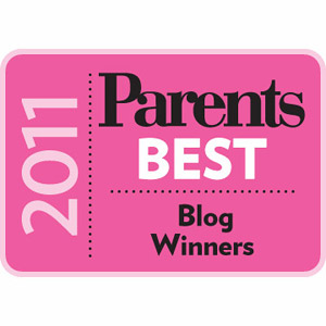 2011 Parents best -all around mom blog winner