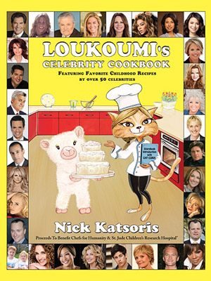 Loukoumi?s Celebrity Cookbook