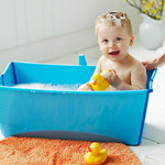 baby bath