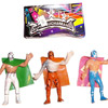 Lee Carter Co. Mexican Wrestling Action Figures photo