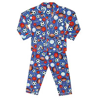 Papa Bear Loungeabouts Children's Pajamas