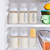 breast milk in fridge