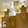 Party of the Month: Cardboard Craze