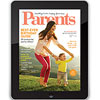 Parents May 2012 cover ipad