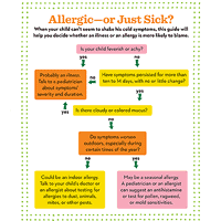 Allergic or Just Sick?