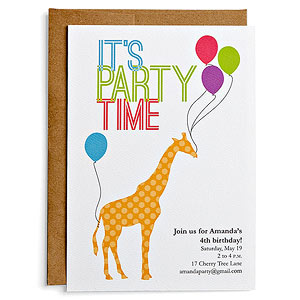 printable invitation