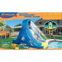 Banzai Inflatable Pool Slides recall