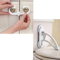 Safety 1st Toilet and Cabinet Locks recall