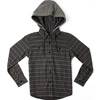O'Neill Boys' Hooded Flannel Shirts photo