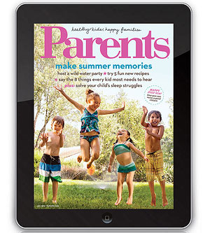 Parents July 2012 ipad
