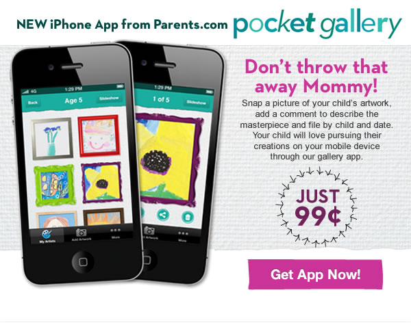 Pocket Gallery App