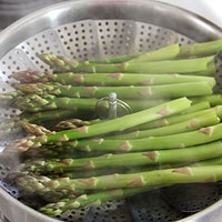 Cook the Asparagus