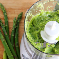 puree asparagus