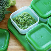 Freeze Leftover Broccoli