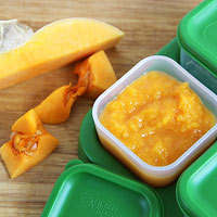Freeze Leftover Pumpkin