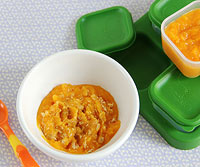 Serve Pumpkin Puree With Chicken