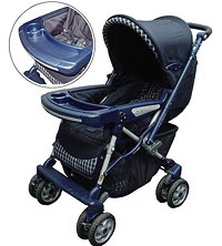 Peg Perego stroller recall