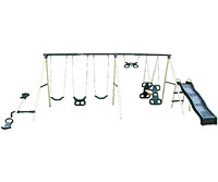 Troxel Flexible Flyer Swing Set recall