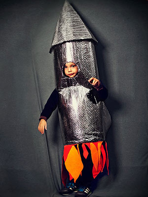 space rocket costume - photo #17