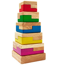 Puzzle Stacker: Square