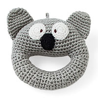 Koala Ring Rattle
